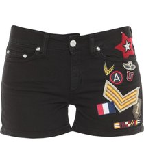 .8! point huit denim shorts