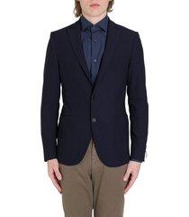 tonello fancy jersey blazer