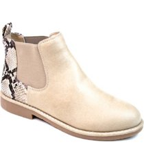 seven dials marisah chelsea women's booties women's shoes