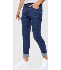jean azul levi's ®512 slim taper - dark refresh
