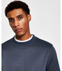 river island mens grey premium slim fit sweatshirt