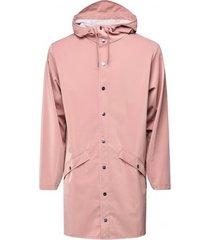 rains regenjas long jacket blush
