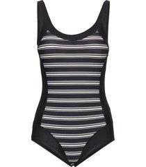 swimsuit isabella - classic baddräkt badkläder svart wiki