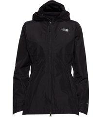 w hikesteller parka shell jacket - eu outerwear sport jackets svart the north face