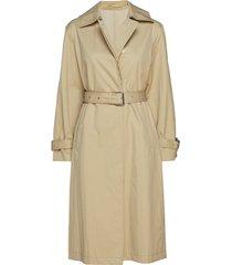 tamara coat trenchcoat lange jas beige filippa k