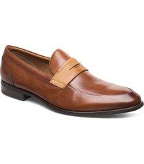 legadosen loafers låga skor brun aldo