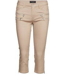 aida-ca slimmade jeans beige free/quent