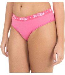 calcinha boneca rosa capricho - 461.023 capricho lingerie boneca rosa