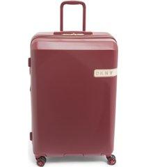 """dkny rapture 28"""" hardside spinner suitcase"""