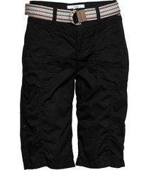 shorts woven shorts chino shorts svart esprit casual