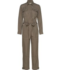 desert military jumpsuit jumpsuit brun superdry