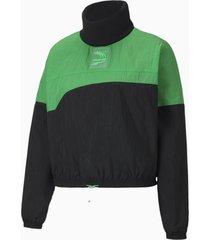 evide damessweater, zwart/aucun, maat l | puma