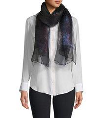 ombre glitz scarf