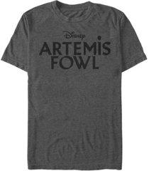 fifth sun men's flat logo short sleeve t-shirt