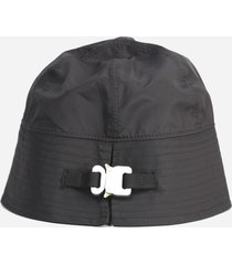 1017 alyx 9sm black nylon hat