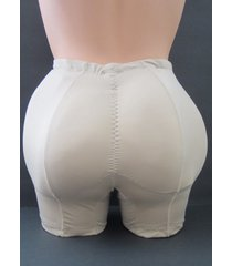women shapewear butt up hip booster padded brief enhancer panty shaper