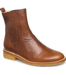 chelsea boot shoes chelsea boots brun angulus