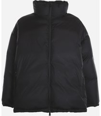 fendi active sky padded down jacket in technical fabric
