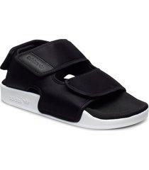 adilette sandal 3.0 shoes summer shoes flat sandals svart adidas originals