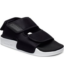 adilette sandal 3.0 shoes summer shoes flat sandals svart adidas originals