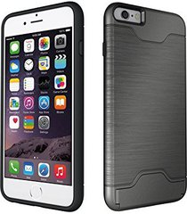 iphone 6s plus case,xyx [heavy duty] hard pc and soft tpu rugged dual layer case