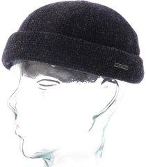 stetson hats docker wool hat |blue| 8820106-2