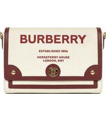 burberry note shoulder bag