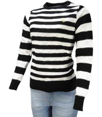 blusa tricot volcom keep cruisin listrada feminino