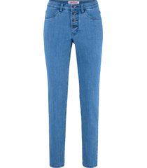 jeans elasticizzati comfort slim fit (blu) - john baner jeanswear