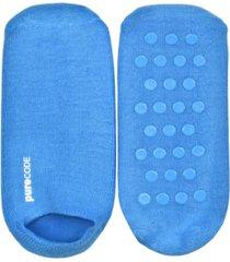 men's moisturizing gel socks, 7.2 ounce