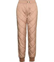 noxie pantalon met rechte pijpen roze baum und pferdgarten