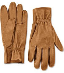 uplander shooting gloves, brown, x large