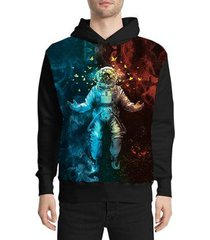 moletom stompy light space masculino