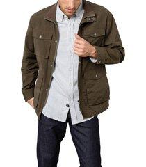 men's rails porter lined field jacket, size xx-large - green