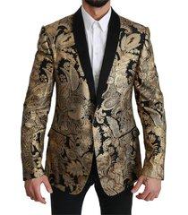 jacquard lace jacket blazer