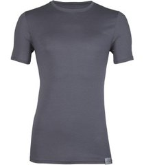 rj bodywear good life t-shirt round neck grey