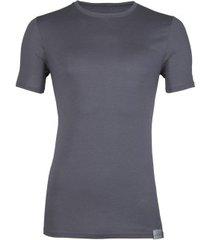rj bodywear good life t-shirt round neck grey