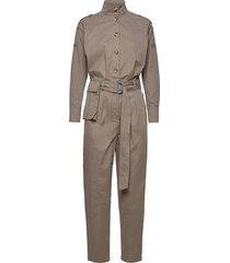 basil heath jumpsuit jumpsuit brun bruuns bazaar