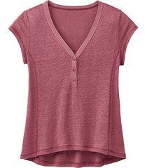 linnen shirt, wild berry 42