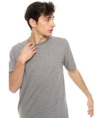 remera gris topper t-shirt mc mns