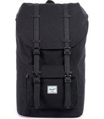 herschel supply co. little america backpack in black/black at nordstrom