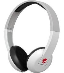 audífonos bluetooth marca skullcandy modelo uproar on-ear white.