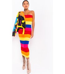 akira all shade sweater ribbed tube dress