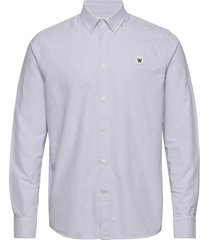 ted shirt overhemd business blauw wood wood