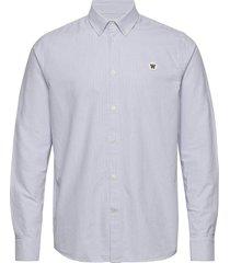 ted shirt overhemd business blauw wood wood