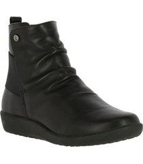 botin leather tian negro hush puppies