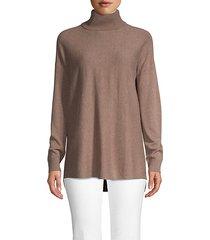 turtleneck wool blend sweater