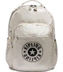 kipling new classics seoul backpack
