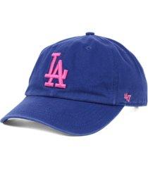 '47 brand los angeles dodgers clean up cap