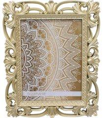 porta retrato minas de presentes 1 foto 15x20cm dourado